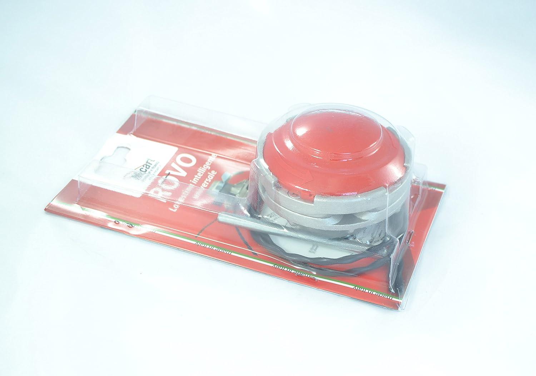 Cabezal Rovo universal Nicart para desbrozadora de plástico con 4 ...