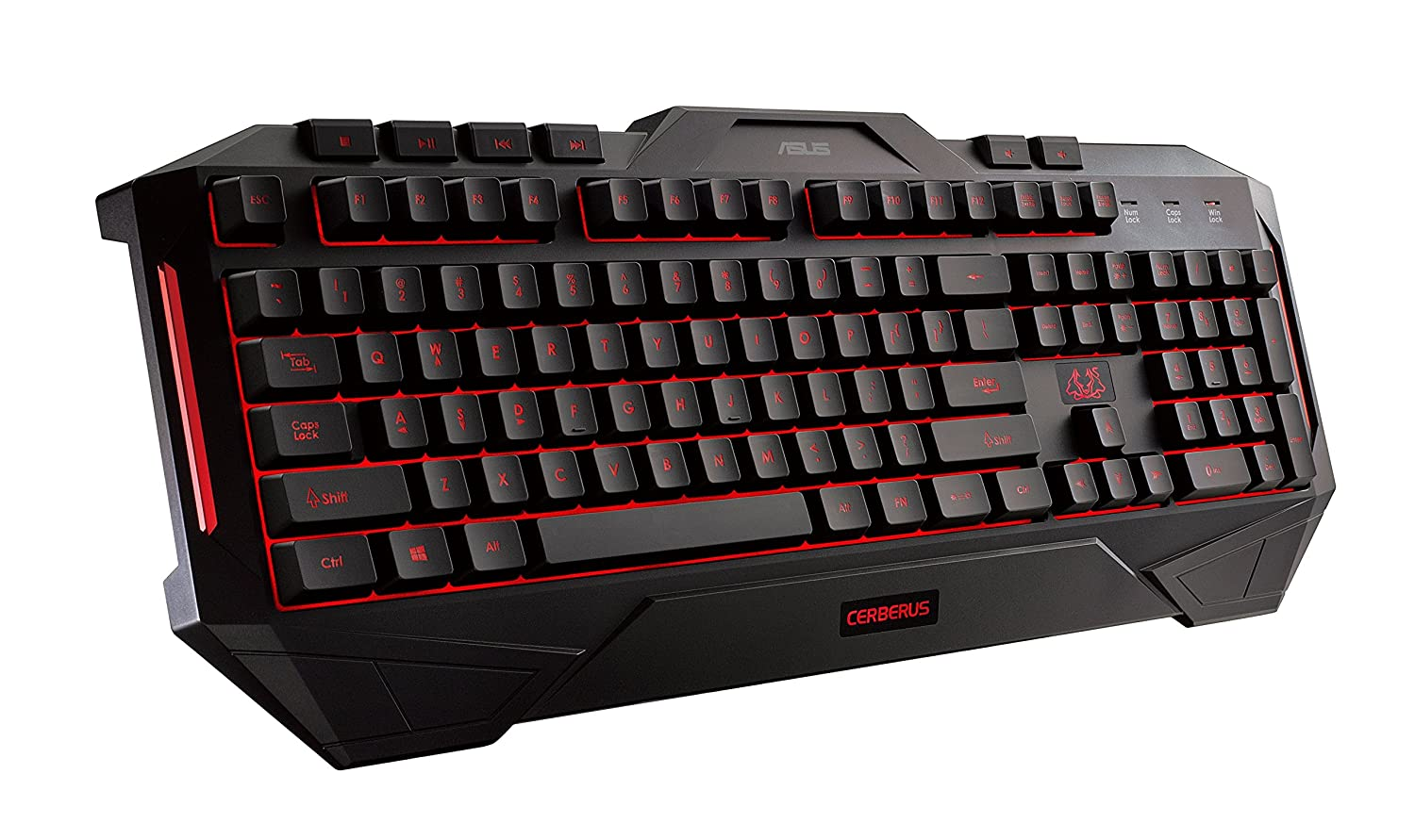 ASUS Gaming Keyboard Cerberus Dual LED Color Backlit