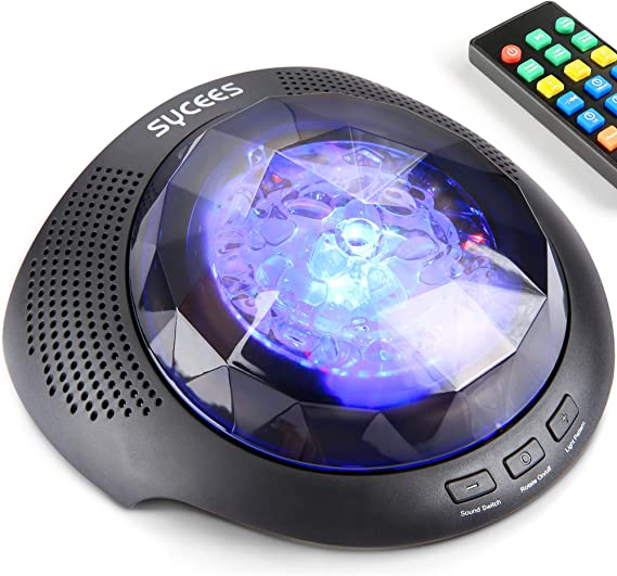 Night Light Projector Sound Machine - Aurora Borealis Projector