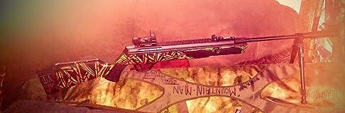 Top Grade pellet Rifle... Reasonable price.