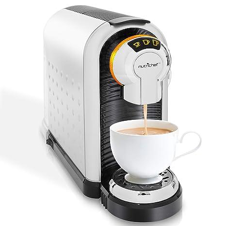 Amazon.com: NutriChef PKNESPRESO60 - Tetera para agua y té ...