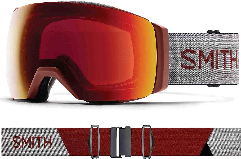 SMITH I//O Mag XL w//Bonus Lens Goggles Mens