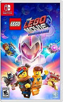 Amazoncom The Lego Movie 2 Videogame Nintendo Switch Whv