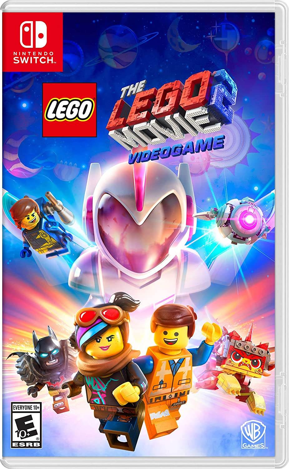 Amazon Com The Lego Movie 2 Videogame Nintendo Switch Whv Games Video Games