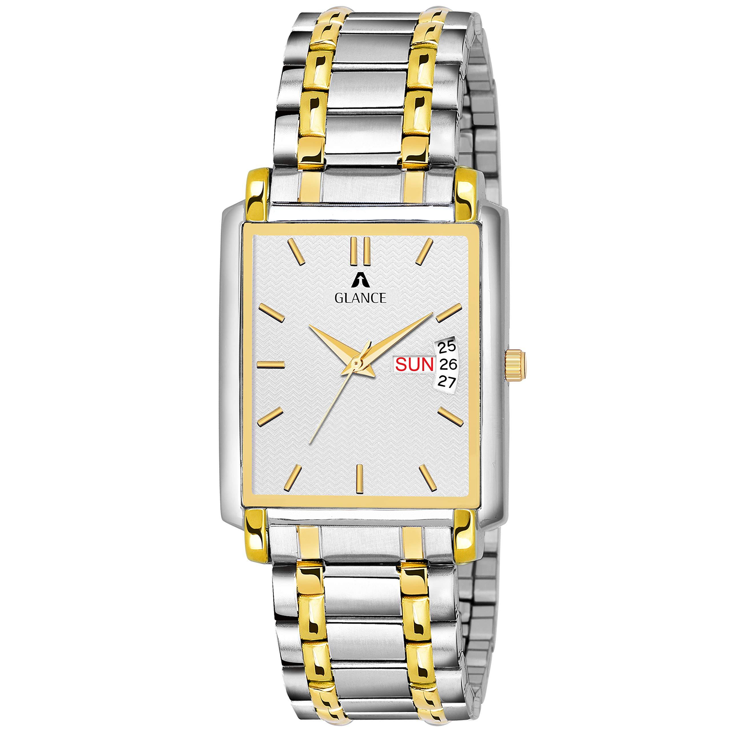 Aglance 1506bm01 Silver Dial Mens Watch (B07YSCRJ1R) Amazon Price History, Amazon Price Tracker