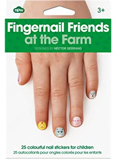 Fingernail Friends Monster Cuticle Tattoos And Nail