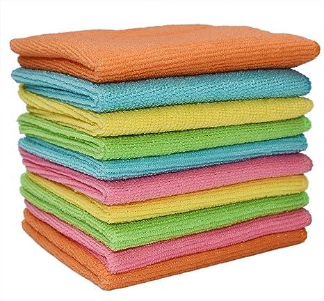 Amazon.com: Alimu - Paños de microfibra para lavavajillas ...