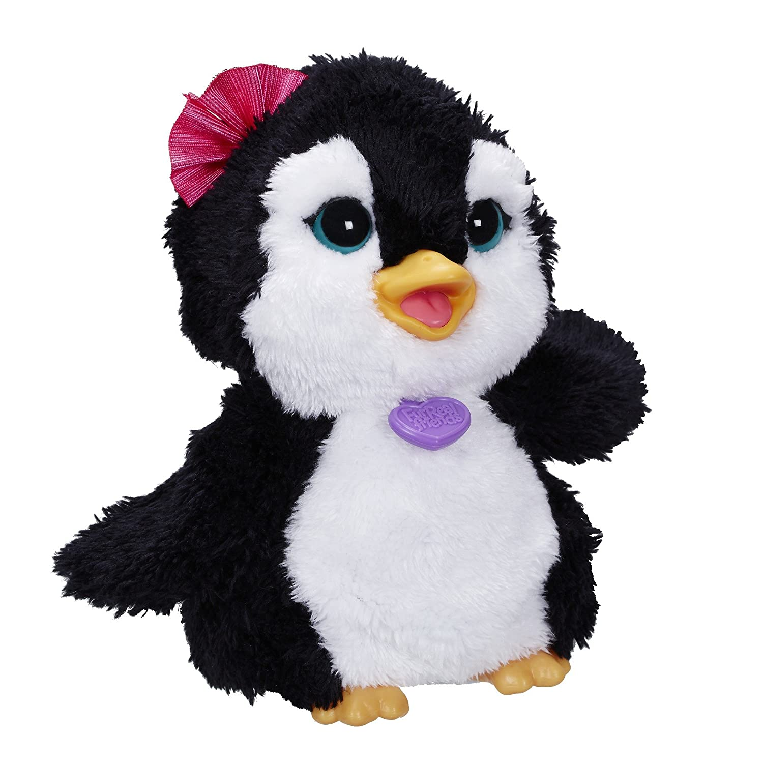 FurReal Friends Happy to See Me Pets Piper My Dancing Penguin Pet