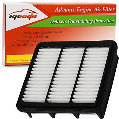 EPAuto GP470 (CA10470) Replacement for Hyundai/Kia Extra Guard Rigid Panel Air Filter for Elantra L4 2.0L (2007-2012), Forte (2010-2013), Forte Koup (2010-2013): Automotive