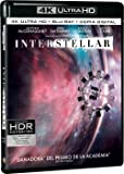 Interstellar Blu-Ray Uhd [Blu-ray]
