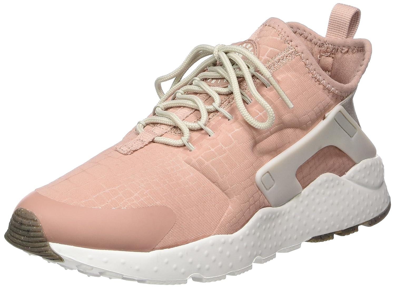 Nike Air Huarache Run Ultra, Zapatillas para Mujer 41 EU Rosa (Particle Pink/Light Bone/Summit White)
