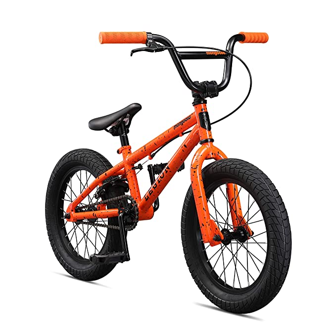 Best BMX Bikes: Mongoose Legion Freestyle BMX Bike Line for Kids