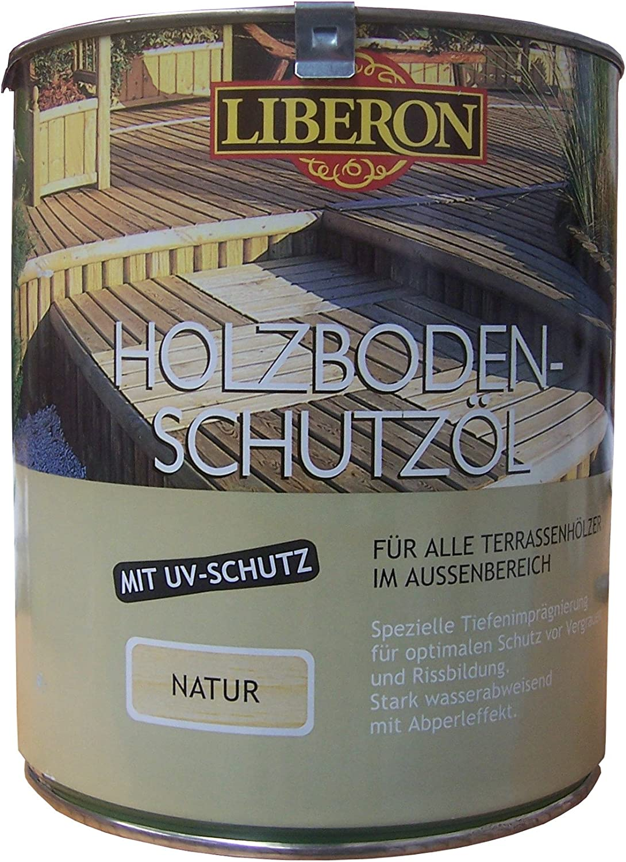 Para suelos de madera Liberon con aceite protector UV ...