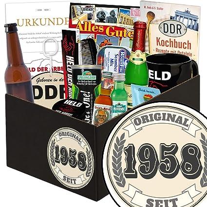 Original Seit 1958 Ddr Korb Manner Ausgefallene Geschenke Fur