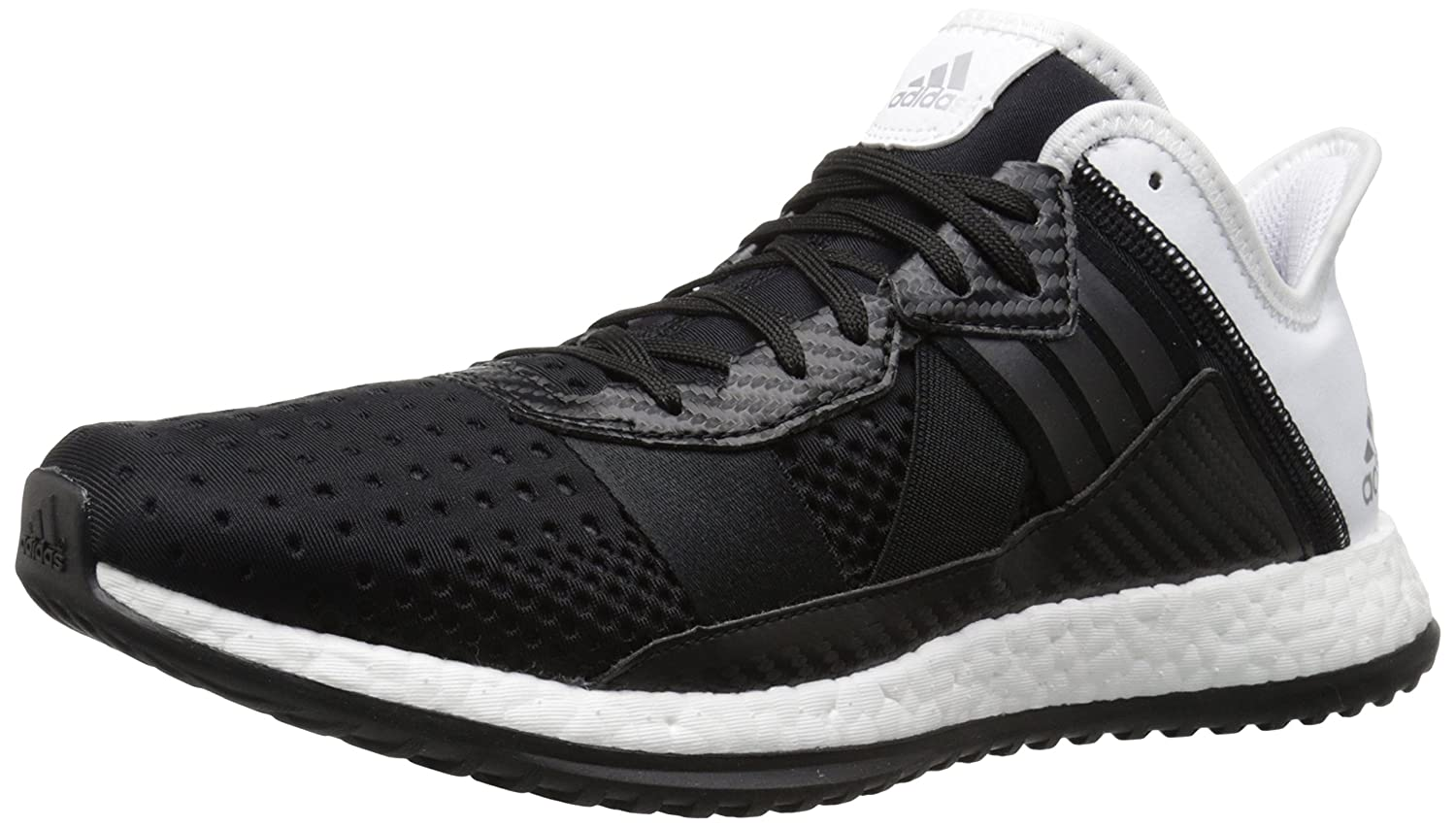 Adidas Men's Pure Boost ZG Trainer, GreyWhite, 11 M US