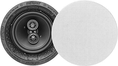 Earthquake Sound R-8D - Altavoz de Techo (200 W, 8 ohmios, 2 VC, 20 cm)
