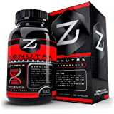 Zenutra, Thermogenic Diet Pill for Fast Weight Loss Pill that Works for All Body Types, with Garcinia Cambogia, Green Coffee, African Mango, 5-HTP, CLA and More, 60ct Dietary Supplement