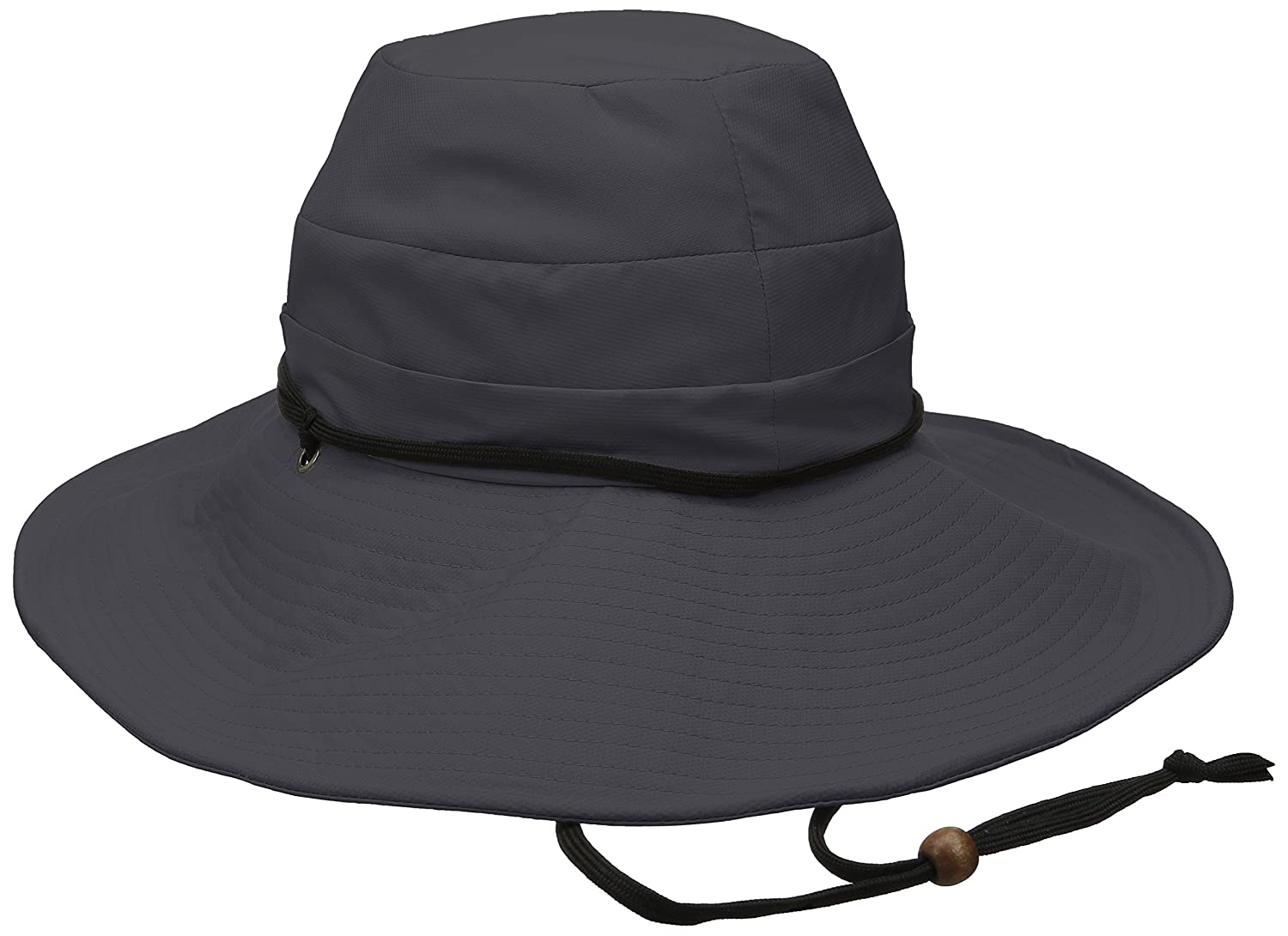 63659c76e8a San Diego Hat Company Women s Active Wired Sun Brim Hat with Moisture  Wicking Sweatband