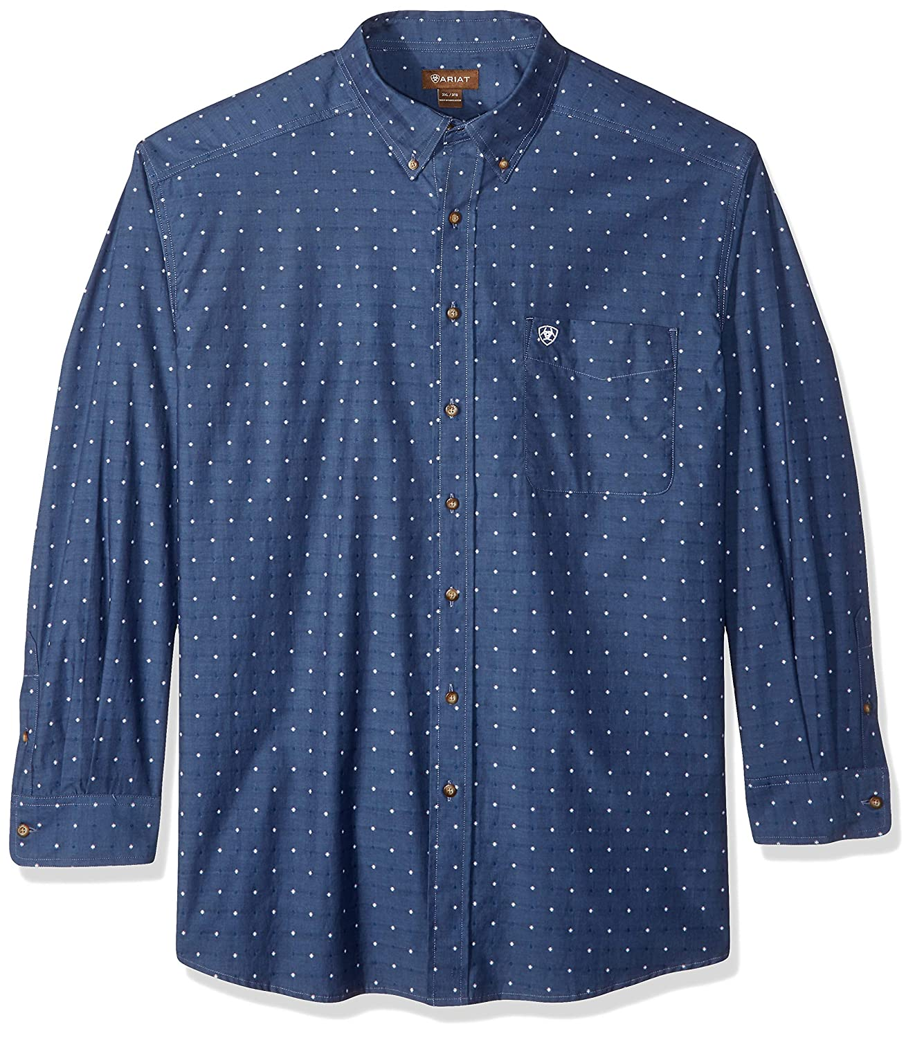 ARIAT Mens Classic Fit Long Sleeve