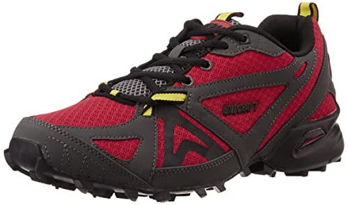Wildcraft Men's Red Trail Running Shoes