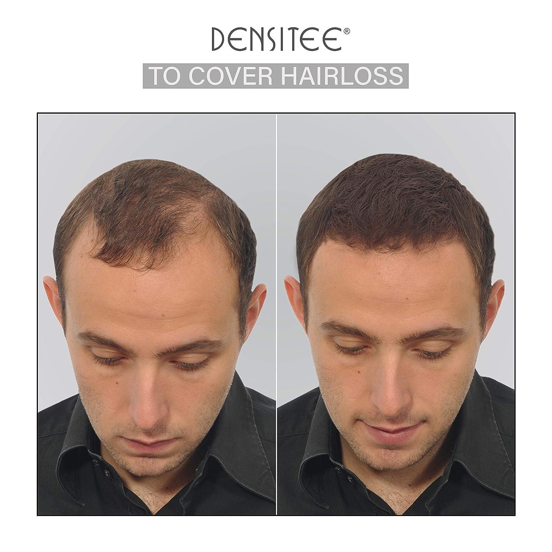Poudre densifiante, matifiante et texturisante pour cheveux Densitee Ð  Masque calvitie, perte de cheveux & racines Ð Aux microfibres de kŽratine  ...