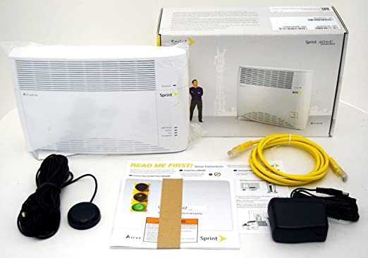 amazon com 2 pack sprint airave 2 5 airvana access point recfemt02 rh amazon com Sprint Cell Phone Booster Review Airvana Sprint Logo