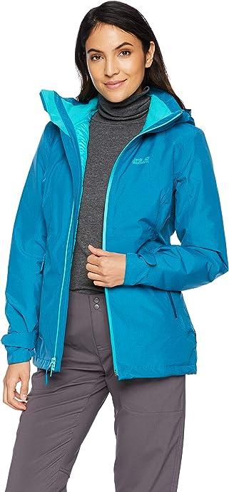 Jackwolfskin 狼爪 Karelia Trail 防水防风透气保暖 户外女式冲锋衣 1.4折$36.93起 海淘转运到手约¥324