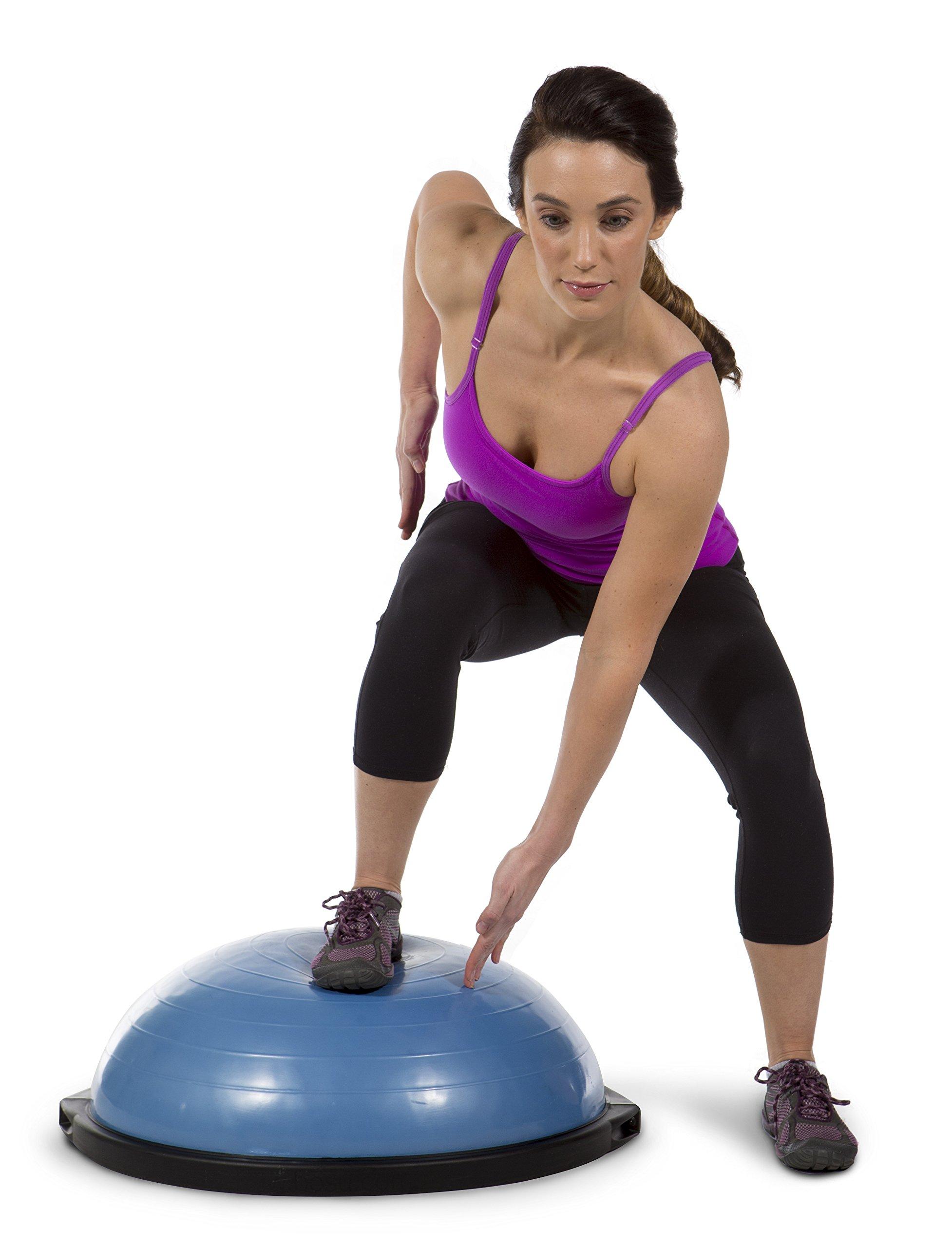 Bosu Balance Trainer, 65cm The Original - Lime Green by Bosu (Image #6)