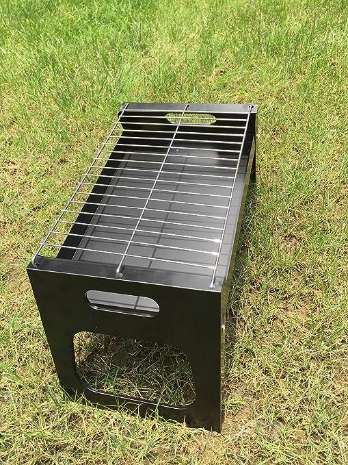 Tavolo Da Giardino Con Barbecue.Whaleprime Barbecue Portatile Per 3 5 Persone Barbecue