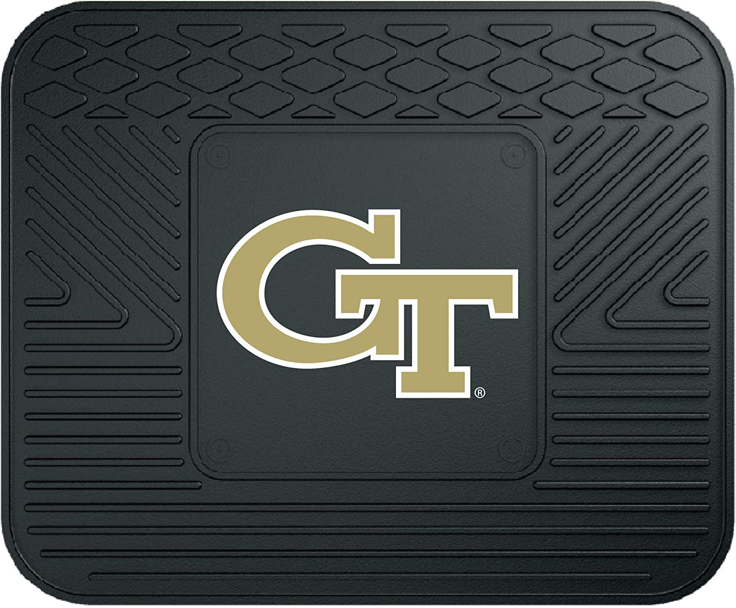 FANMATS NCAA Georgia Tech Yellow Jackets Vinyl Utility Mat