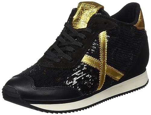 Munich Heaven 17, Zapatillas de Senderismo para Mujer: Amazon.es: Zapatos y complementos