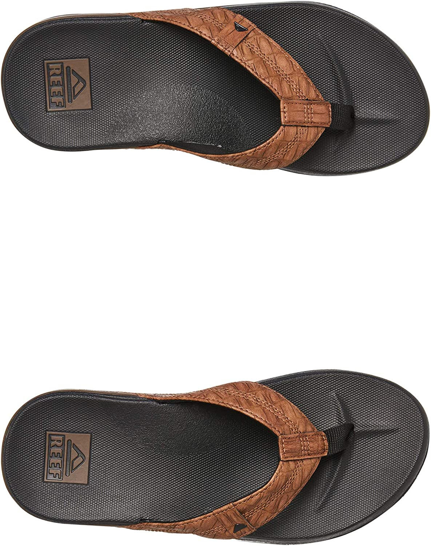 lower price with wholesale dealer buy best Amazon.com: Reef Men's Sandals Cushion Bounce Phantom | Flip Flops ...