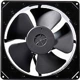 MAA-KU MULTIFARIOUS Aluminium 2400 RPM Exhaust Fan (Black)