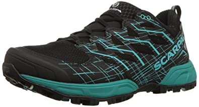 b79f73578 SCARPA Womens Neutron 2 GTX Women s Trail Running Shoe Black Ceramic 37  Medium EU (