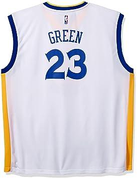 adidas Camiseta de manga corta para hombre, diseño de NBA, hombre, 7818,