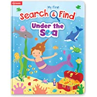 My First Search & Find Under the Sea-Identify Colors, Numbers, and Rhyming Words Along the Way! (My First Search and…