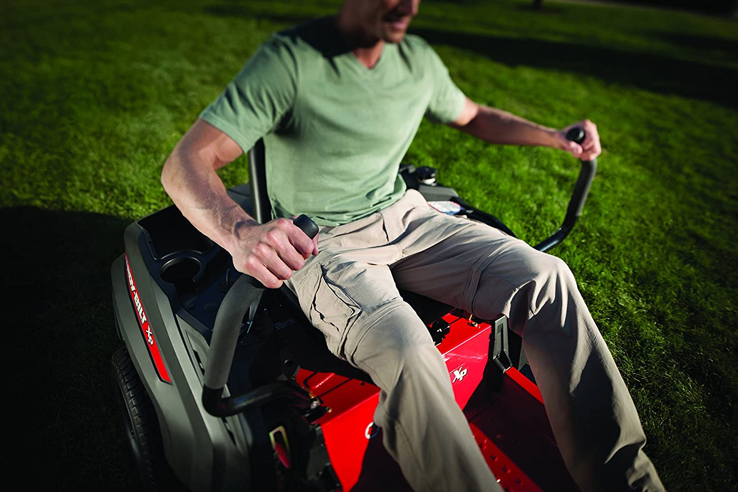 best price on zero turn mowers