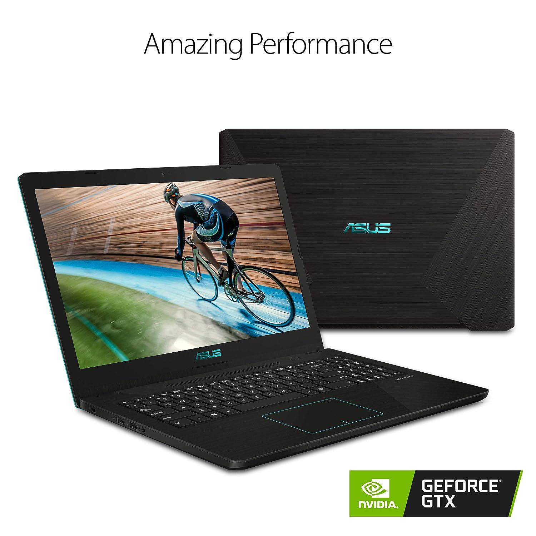 ASUS K570UD-DS74 VivoBook Laptop, i7-8550U, GTX 1050 2GB, 8GB DDR4, 15.6
