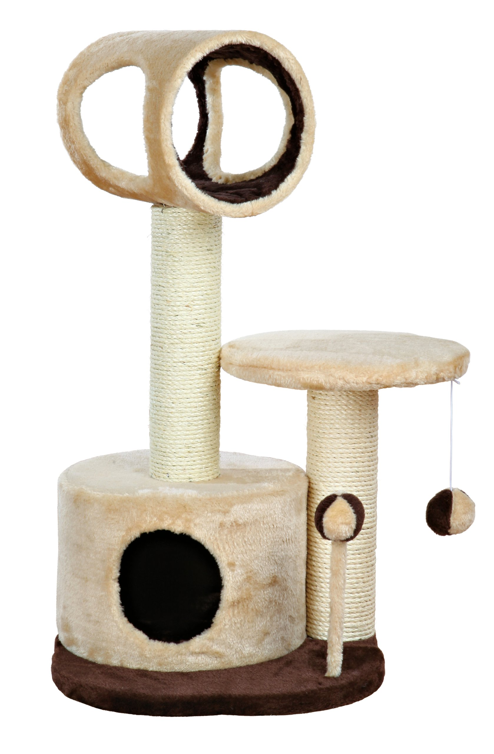 TRIXIE Pet Products Lucia Cat Tree House
