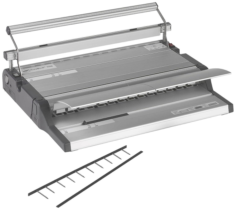 Rilegatrice GBC a pettine termosaldante Surebind 500 500 fogli 4400401 Kensington