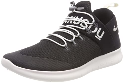 Nike Free RN CMTR 2017 GYKS, Zapatillas de Running para Hombre, (Negro/Gris Azulado/Vela 001), 43 EU: Amazon.es: Zapatos y complementos