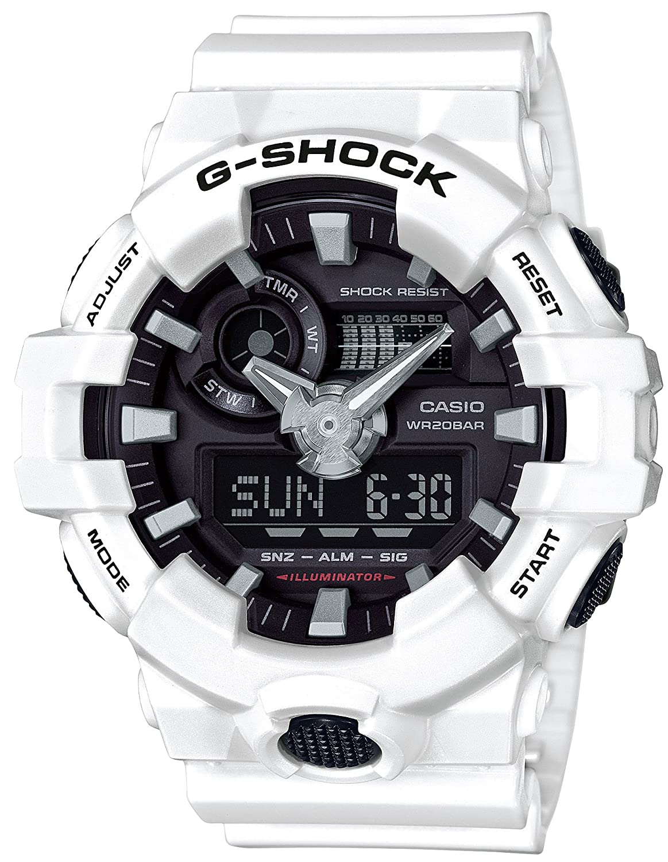 [カシオ]CASIO 腕時計 G-SHOCK ジーショック GA-700-7AJF メンズ B01MSACPRE