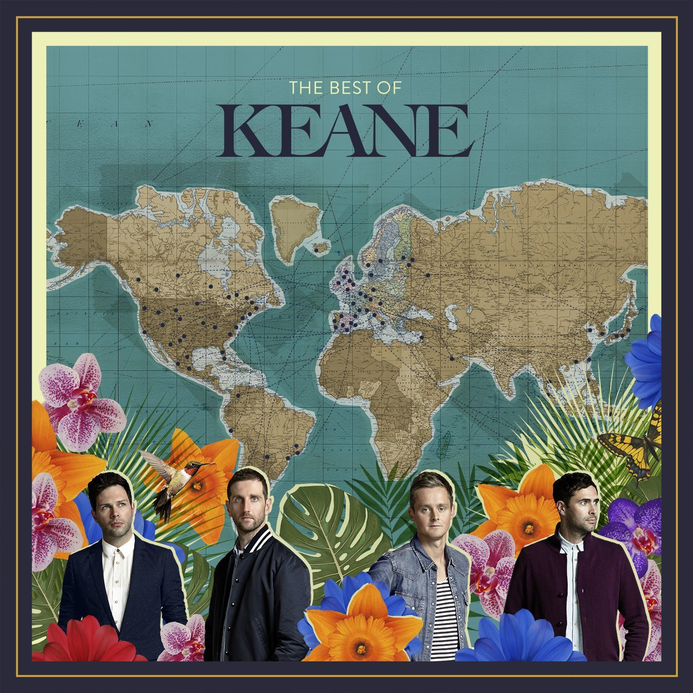 The Finest Of Keane [2 CD][Deluxe Edition]