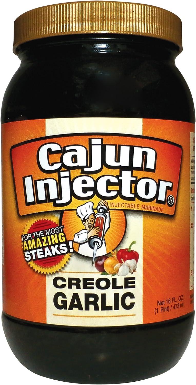 Cajun Injector 22174.01601 Creole Garlic Marinade