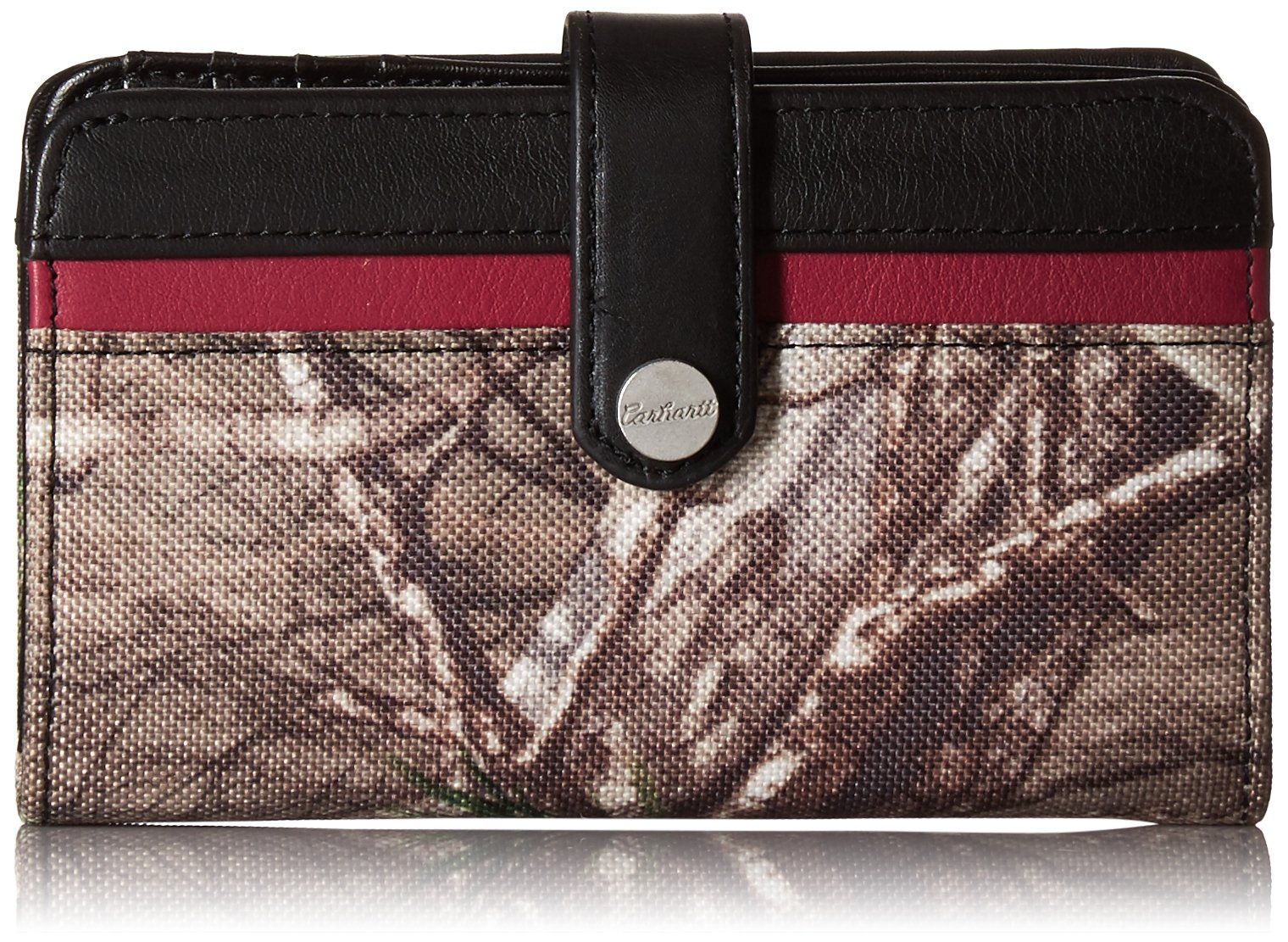 Carhartt Women's Realtree Medium Zip Wallet