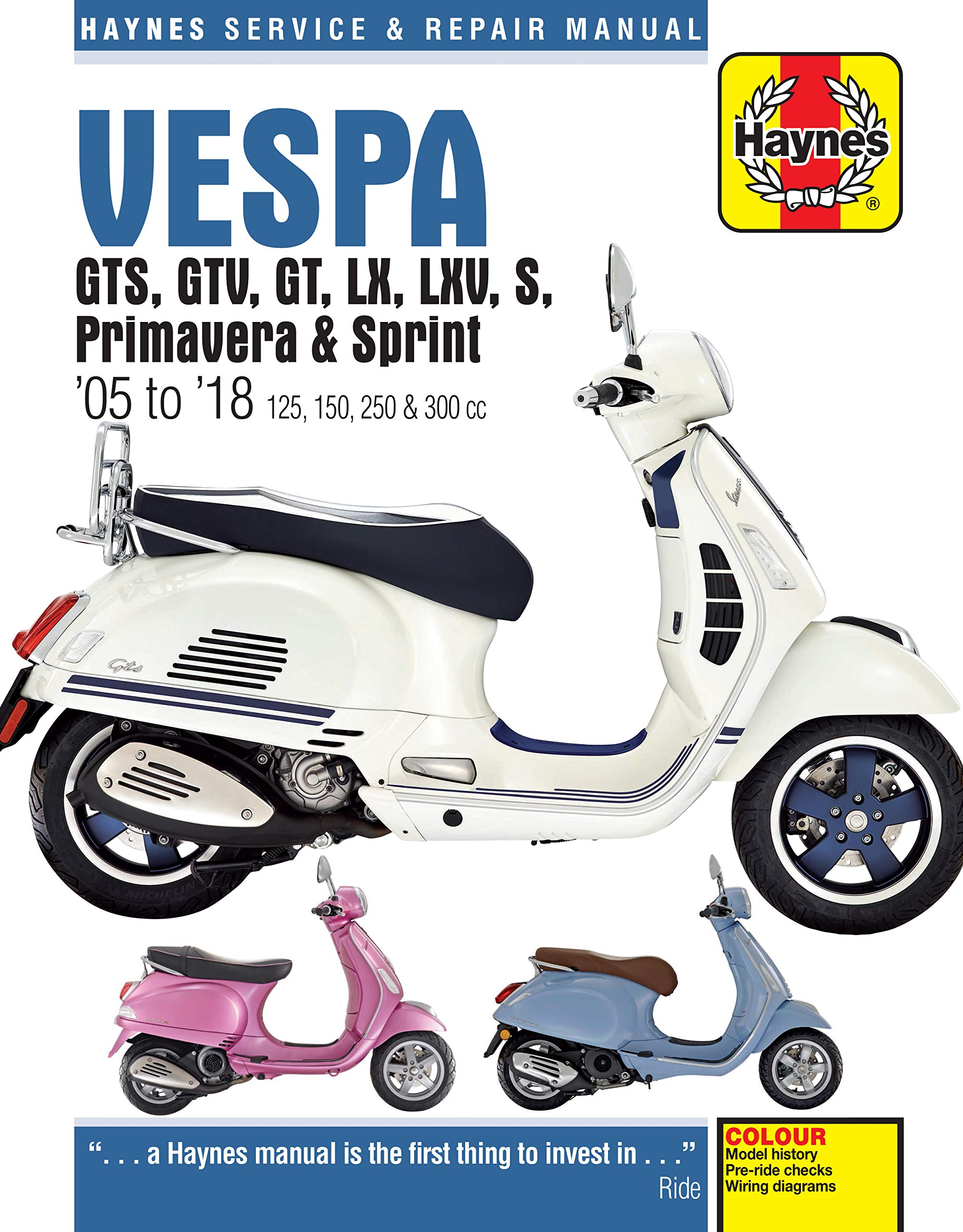 Vespa Px 125 Disc Wiring Diagram