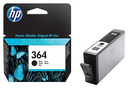 HP 364 - Cartucho de tinta original, negro