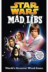 Star Wars Mad Libs Paperback
