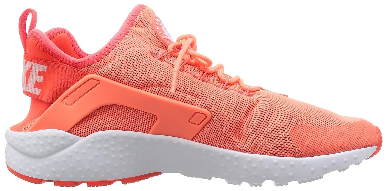 NIKE Women's Air Huarache Run Ultra Running Shoe B00XZL1CFS 12 B(M) US|Orange