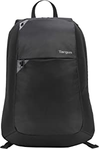 Targus Ultralight Professional Business Commuter and College Student Backpack with Side Loading Compartment, Air Mesh Back Support, Protective Sleeve for 15.6-Inch Laptop, Black (TSB515US)